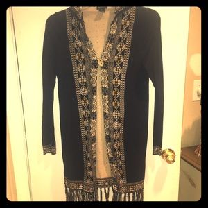 Ladies Lucky brand long sweater